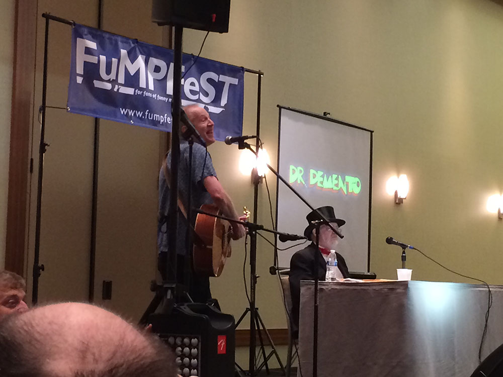 Dr. Demento with Tim Cavanagh